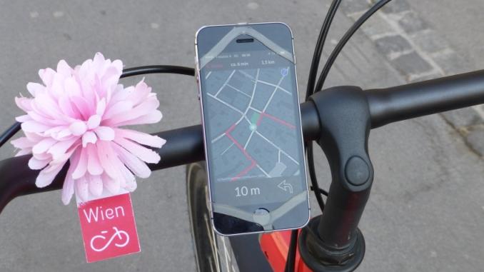 Fahrrad Wien App