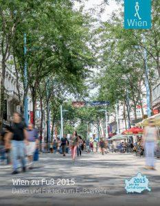 Wien zu Fuß Report 2015