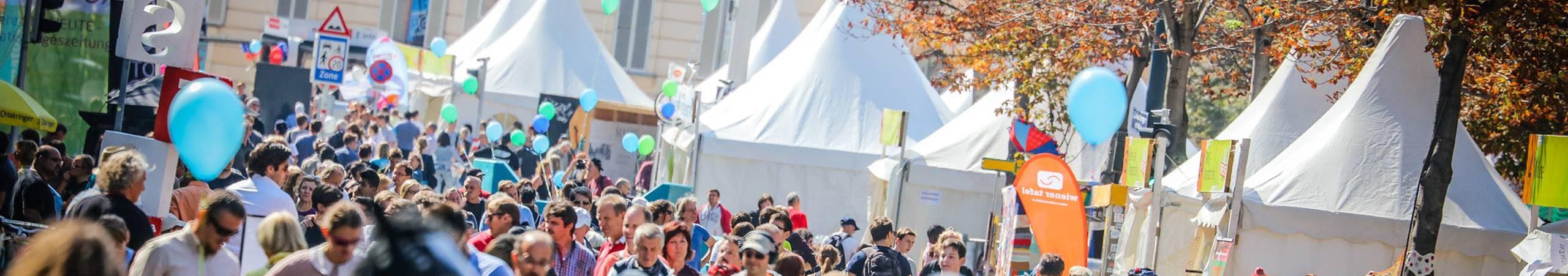 20.000 Menschen besuchten in Vorjahr das Streetlife Festival auf der Babenbergerstraße